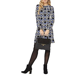 Dorothy Perkins - Geo swing dress
