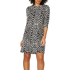 Dorothy Perkins - Animal print shift dress
