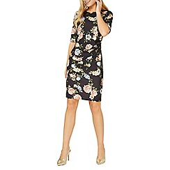 Dorothy Perkins - Vintage floral print bodycon dress