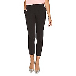 Dorothy Perkins - **tall black ankle grazer trousers