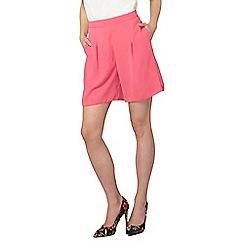Dorothy Perkins - Tall pink shorts