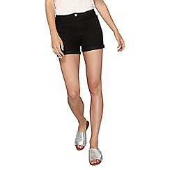 Dorothy Perkins - Tall black entry short