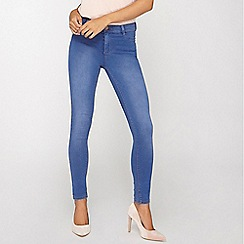 Dorothy Perkins - **tall bright blue Frankie jeans