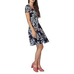 Dorothy Perkins - **tall floral sweetheart neck dress