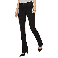 Dorothy Perkins - Tall black 'ashley' bootcut jeans