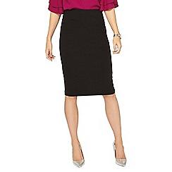 Dorothy Perkins - **tall black bodycon pencil skirt