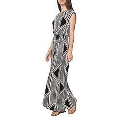 Dorothy Perkins - Tall geo printed maxi dress