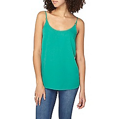 Dorothy Perkins - Tall emerald green camisole