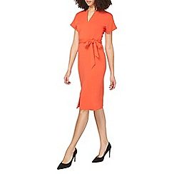 Dorothy Perkins - Tall red v-front dress