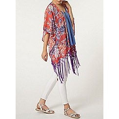 Dorothy Perkins - Pink endless summer wrap