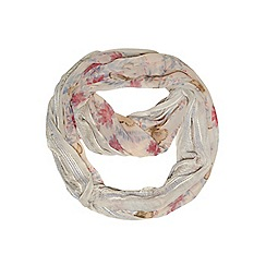 Dorothy Perkins - Cream butterfly snood
