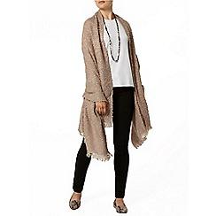 Dorothy Perkins - Oat boucle blanket scarf