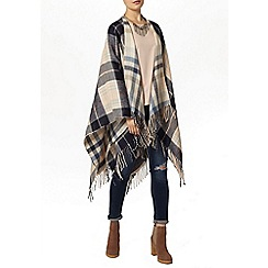 Dorothy Perkins - Blush double sided cape