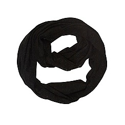 Dorothy Perkins - Black shimmer snood