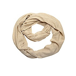 Dorothy Perkins - Cream shimmer snood