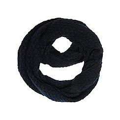 Dorothy Perkins - Navy twist yarn snood