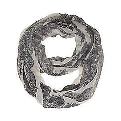 Dorothy Perkins - Nude lace print snood