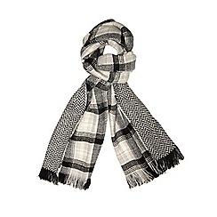 Dorothy Perkins - Monochrome chevron scarf