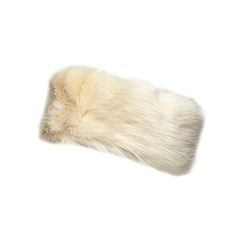 Dorothy Perkins - Cream fur headband