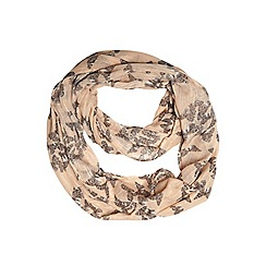 Dorothy Perkins - Blush butterfly snood