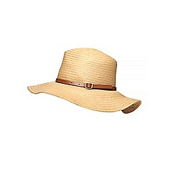 Dorothy Perkins - Biscuit stetson hat