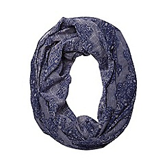 Dorothy Perkins - Nude and navy lace snood