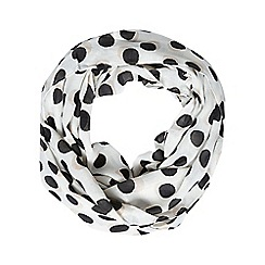 Dorothy Perkins - Mono spot snood
