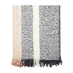Dorothy Perkins - Pastel stripe scarf
