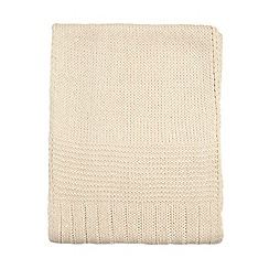 Dorothy Perkins - Oat knitted scarf