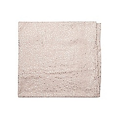 Dorothy Perkins - Nude silver spot scarf
