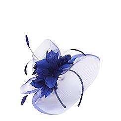 Dorothy Perkins - Cobalt flower fascinator