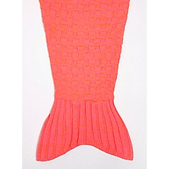 Dorothy Perkins - Pink mermaid blanket