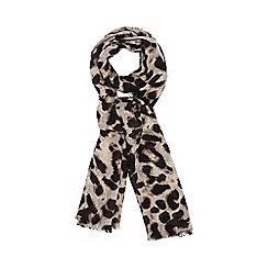 Dorothy Perkins - Leopard print scarf