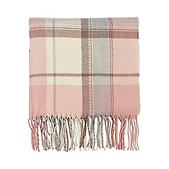 Dorothy Perkins - Pretty pink check scarf