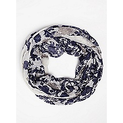 Dorothy Perkins - Multi coloured lace print snood