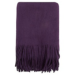 Dorothy Perkins - Purple super soft scarf