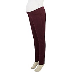 Dorothy Perkins - Maternity wine jegging