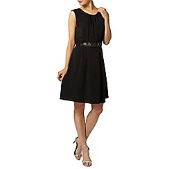 Dorothy Perkins - Billie black label embellished waist dress