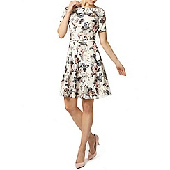 Dorothy Perkins - Billie and blossom vintage floral dress