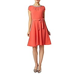 Dorothy Perkins - Billie and blossom coral embellished dress