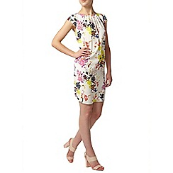 Dorothy Perkins - Billie and blossom: lime floral shift dress