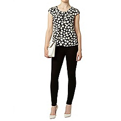 Dorothy Perkins - Billie petites daisy print shell top