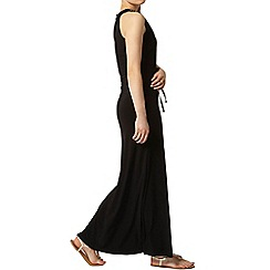 Dorothy Perkins - Billie black label black chain maxi dress