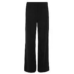 Dorothy Perkins - Luxe: navy palazzo trouser