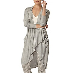 Dorothy Perkins - Dp lounge grey waterfall cardigan