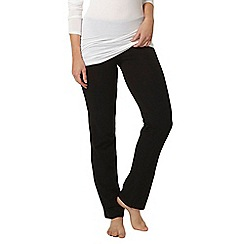 Dorothy Perkins - Dp lounge black yoga pant