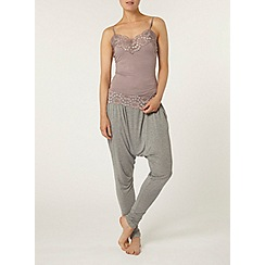 Dorothy Perkins - Dp lounge grey hareem pant