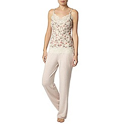 Dorothy Perkins - Dp lounge pink marl sleep pants
