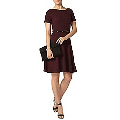 Dorothy Perkins - Billie and blossom berry jacquard dress