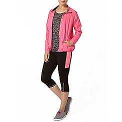 Dorothy Perkins - Active: fluro pink reflective jacket